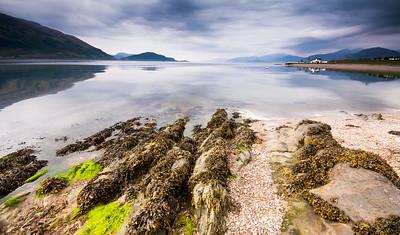 Highland landscape at Onich