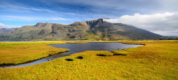 Liathach mountain