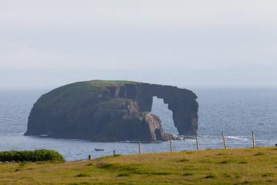 The Drinking Horse, Eshaness, Shetland