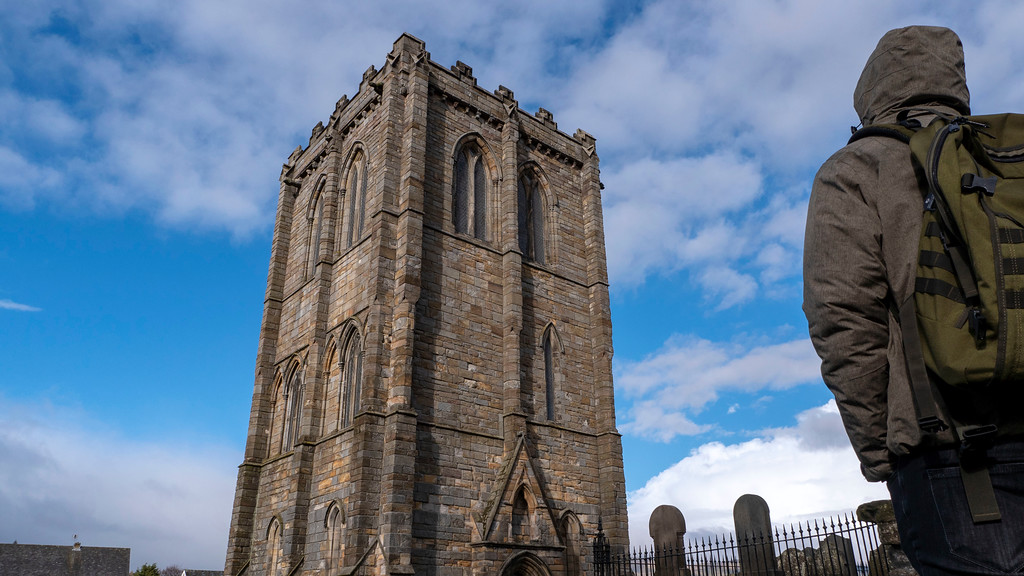 Stirling attractions - What to do in Stirling - Cambuskenneth Abbey ruins