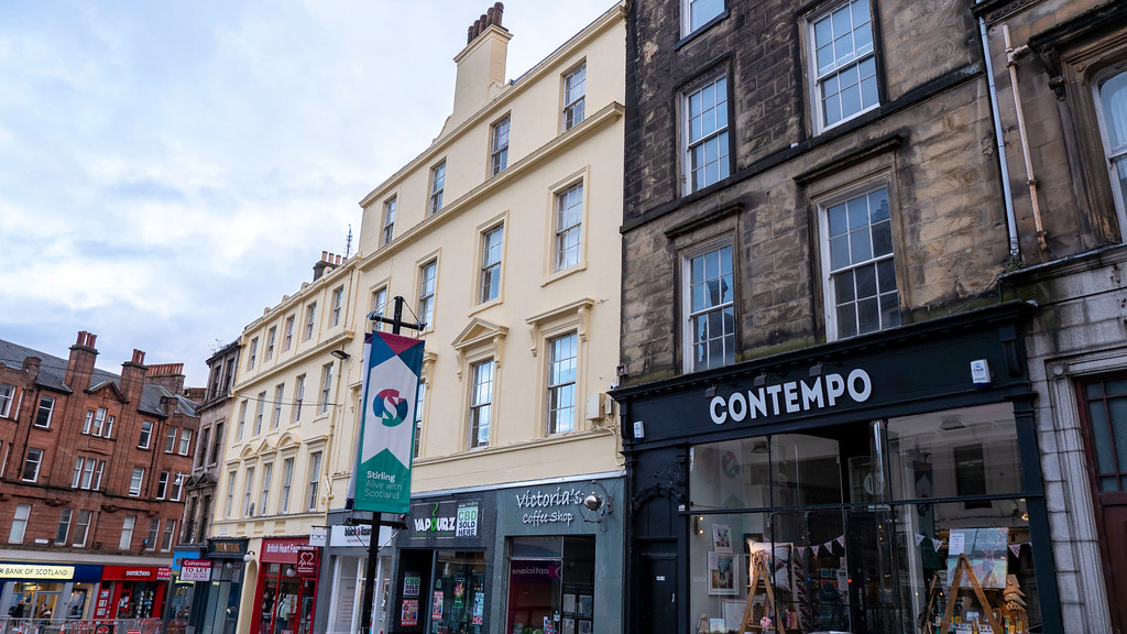 Stirling Old Town - Things to do in Stirling Scotland