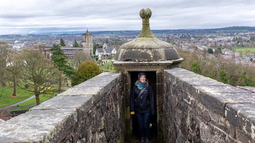 Visit Stirling for the Stirling Castle