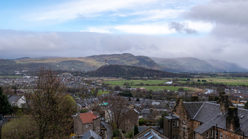 Stirling Scotland - Beautiful Cities