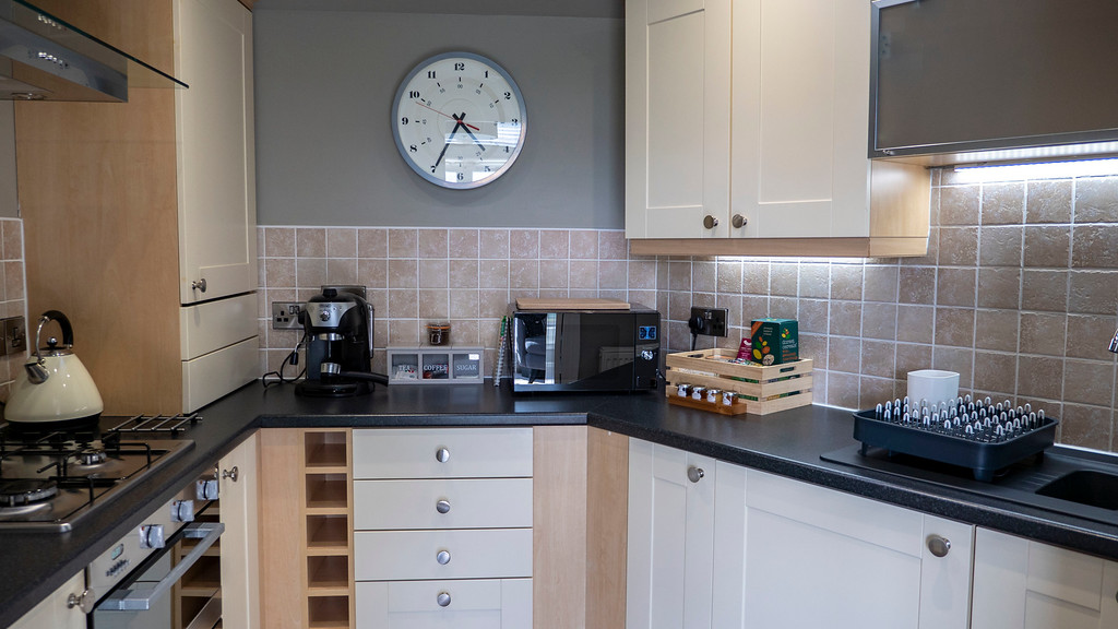 Stirling Luxury Apartments: The Kitchen