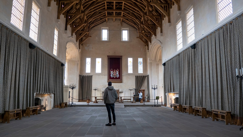 Stirling Castle - The Great Hall