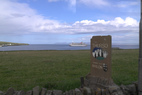 Welcome to Thurso - August 15, 2011