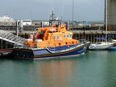 RNLB THE TAYLORS - Scrabster Lifeboat - August 15, 2011