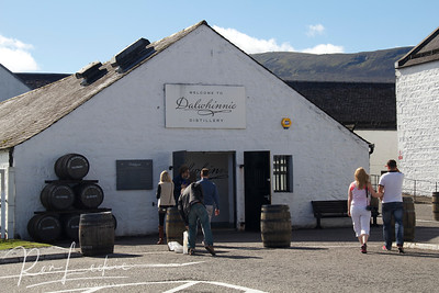 Dalwhinnie: Tastings paired with chocolate!