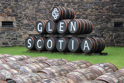 Glen Scotia: One of the oldest remaining distilleries in Campbeltown.