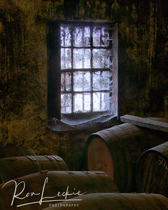 Benriach: Cobwebs in the storage warehouse are an indication that this is not a fast process to create excellence.