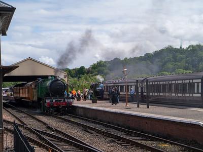 Bo'Ness & Kinneil Railway