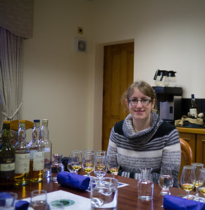Fiona and her Whiskeys