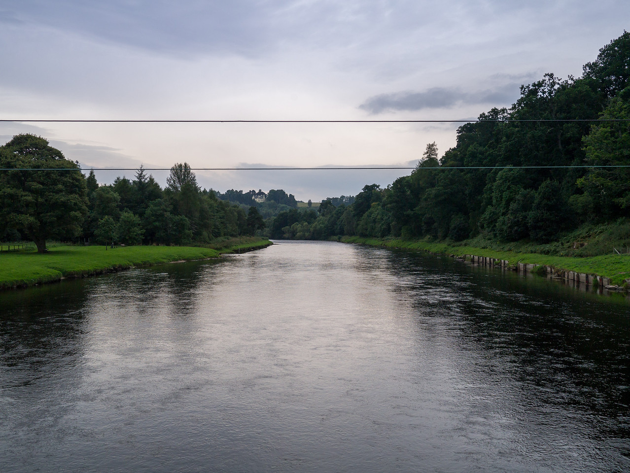 River Spey at Aberlour
