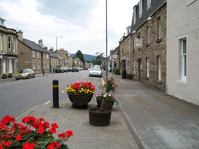 Aberlour highstreet