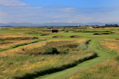 Western Gailes Golf Club, Scotland