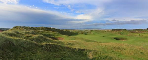 Western Gailes Golf Club, Scotland