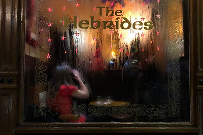 Hebrides Bar, Edinburgh, Scotland, United Kingdom