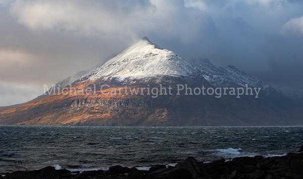 Gars-Bheinn, Isle of Skye