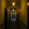 """Grand Central Hotel hallway...reminiscent of """"The Shining"""""""