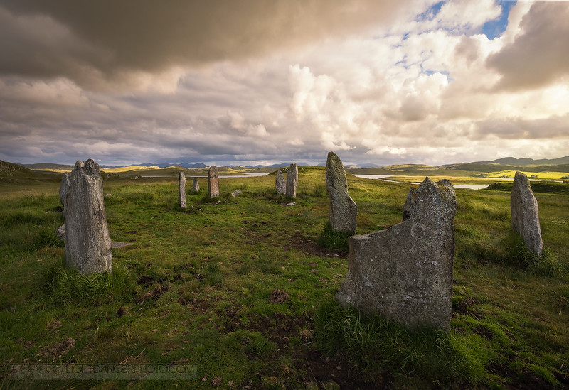 Callanish III, Lewis Island, Scotland
