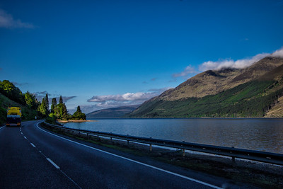 South of Loch Ness, Scotland