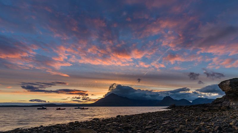 View on Sgùrr Alasdair (from Elgol)