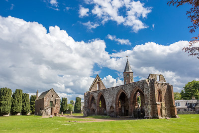 Fortrose Cathedral, Scotland