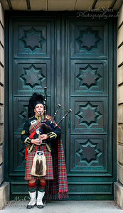 Scottish Piper