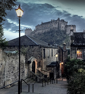 The Vennel - Edinburgh