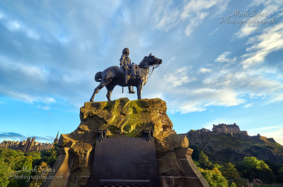 Royal Scots Greys Monument, Edinburgh