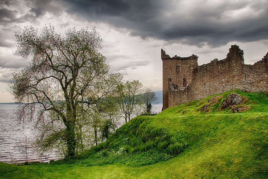 Old Friends – Urquhart Castle