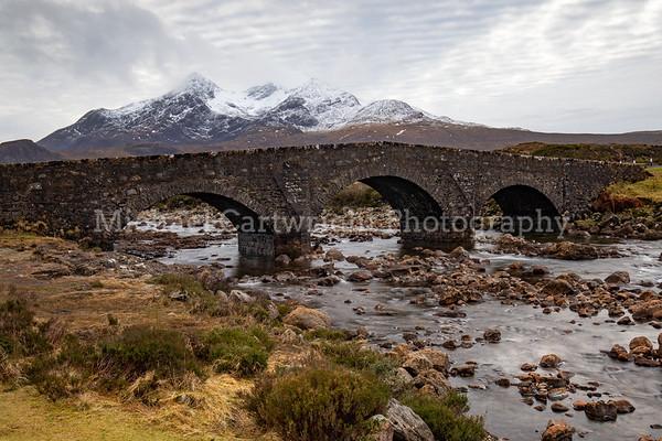 Sligachan Bridge, Skye