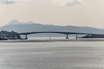 Scotland - Skye Bridge