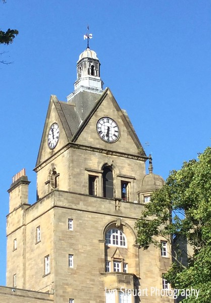 Clock Tower in town of Stirling