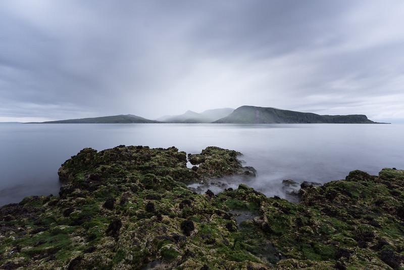 The isle of the ridge