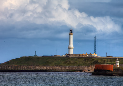 Aberdeen Light, Scotland