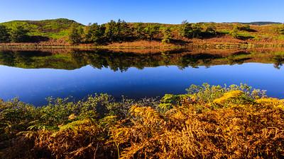 Loch nan Druimnean, Kilmelford - Scotland