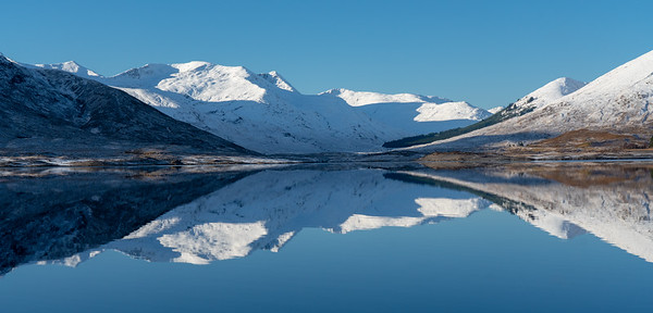 Mirror reflections on the way to Kyle of Lochash