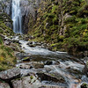 Waterfall on River Smoo