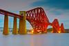 Sunrise Forth Rail Bridge