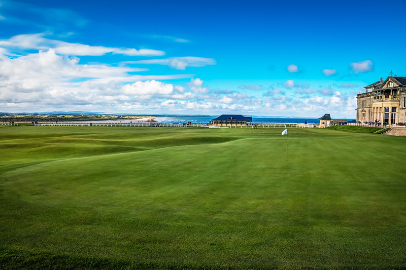 Old Course 18th