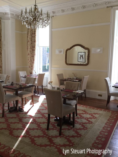 Breakfast dining Room at Victoria Square