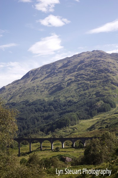 Viaduct at Glenfinnan