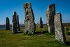 Standing stones  at Callanish.  Older than Stonehenge and the pyramids.