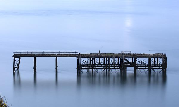 "The ""Govey"" Pier ©LesleyDonald"