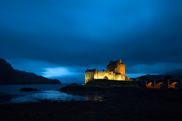 Eilean Don Castle PB2681