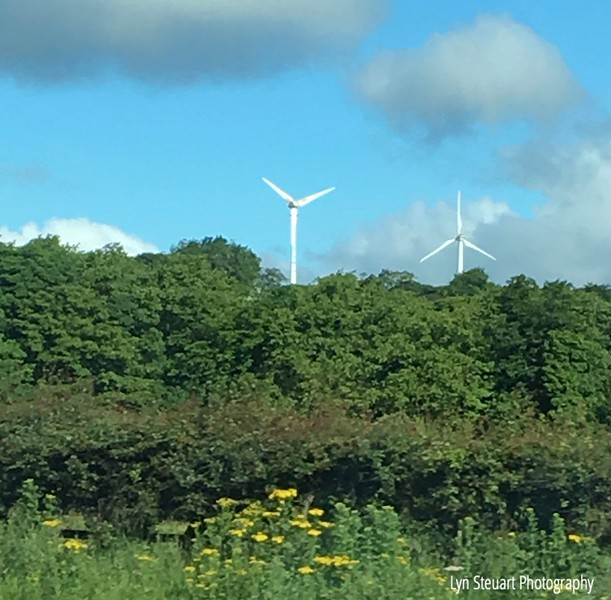 Glasgow Wind Turbines