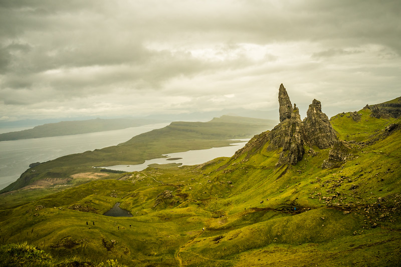 Old Man of Storr, Scotland