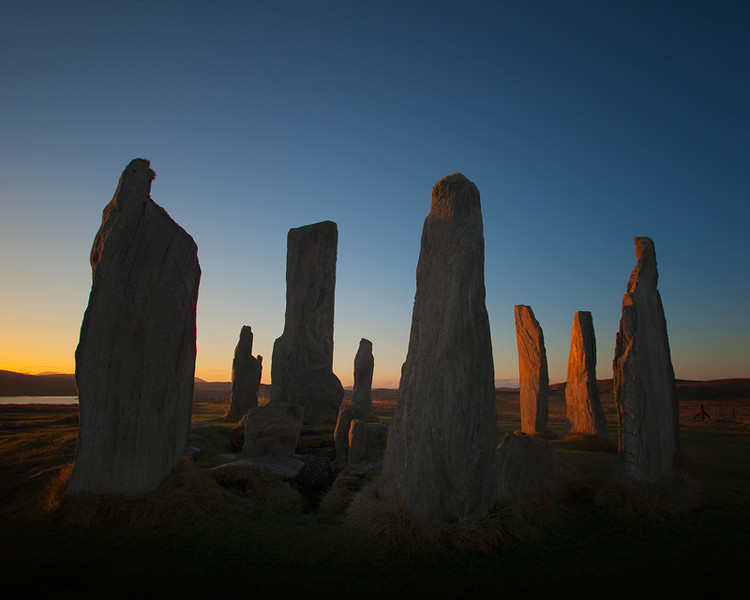 Standing Stones of Callanish I