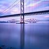 Forth Road Bridge and Forth Bridge